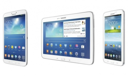 Samsung Galaxy Tab 3 Series