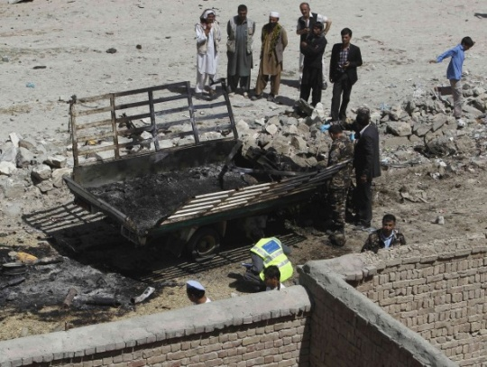 Taliban Claim Deadly US Attack
