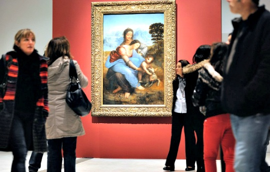 Mexican Art at the Louvre: Masterpieces from the 17th and 18th Centuries