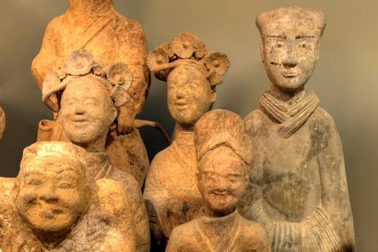 ceramic artifacts