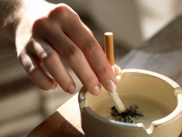 Quitting Smoking Helps Hearts, Even With Weight Gain