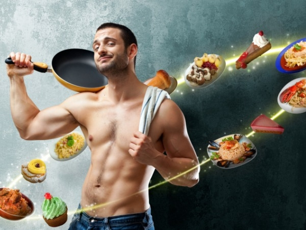 Workout Snack: Recipe For Muscle Building