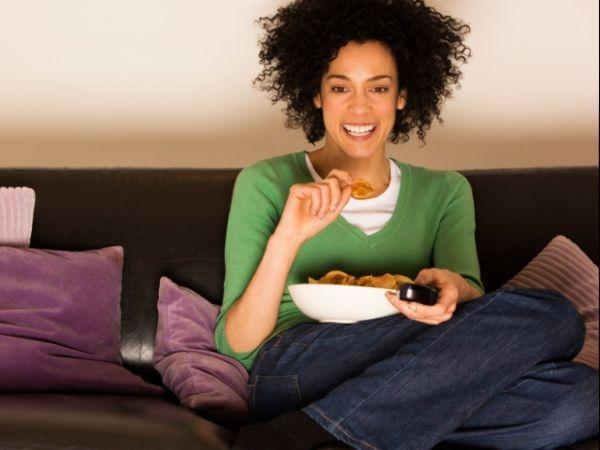 Healthy Recipe: Healthy Movie Snack