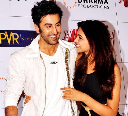 Deepika: Ranbir Is Very Possesive About Me