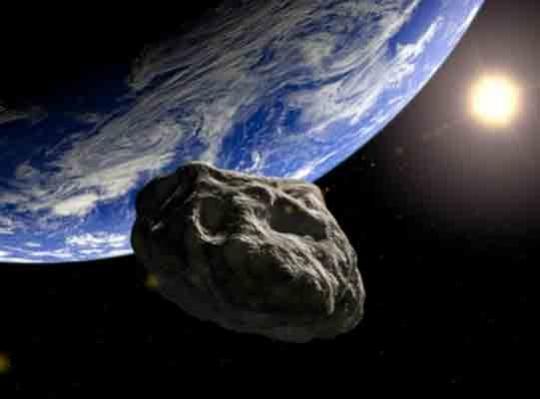 Large Asteroid Heading to Earth? Pray, Nasa says