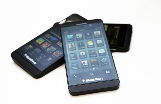 Govt to Take Possession of BlackBerry Infrastructure