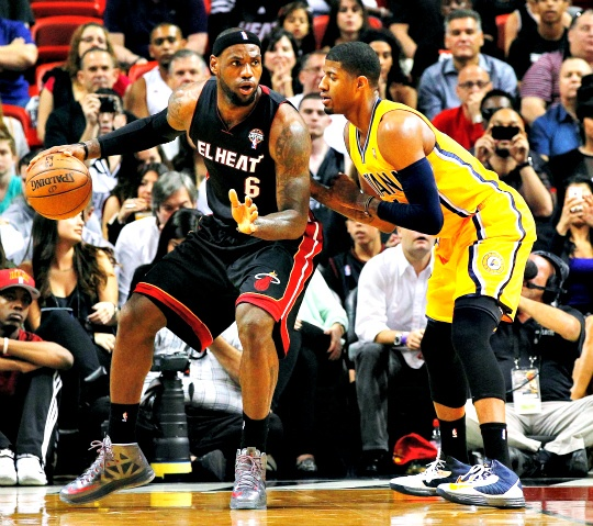 Heat Beat Pacers for 18th Straight Win