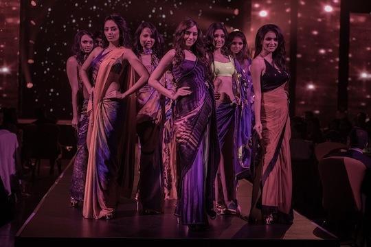 Femina Miss India At TOIFA