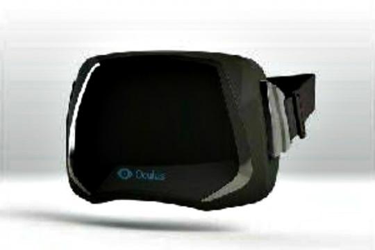 Oculus Rift's VR Headsets