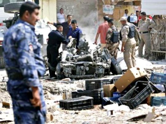 112,000 Civilians Dead in a Decade in Iraq: Report