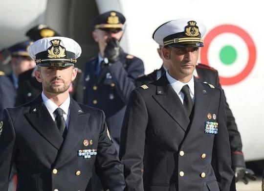 Italian marines