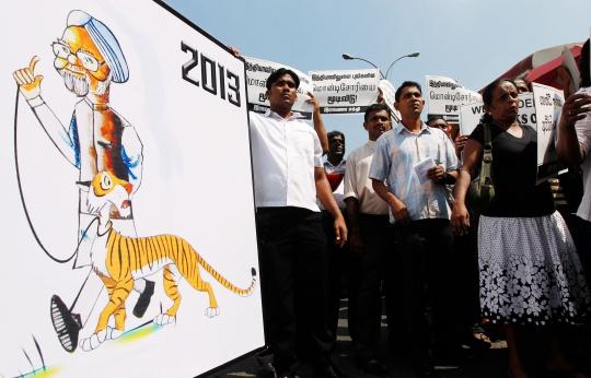 Sri Lanka Rejects US Resolution