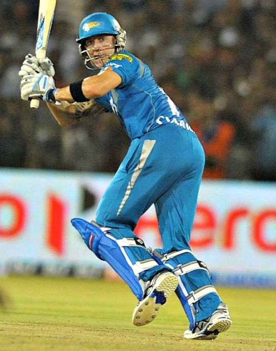 Injured! No Michael Clarke in IPL