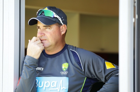 Mickey Arthur Quits Twitter Following Indian Debacle