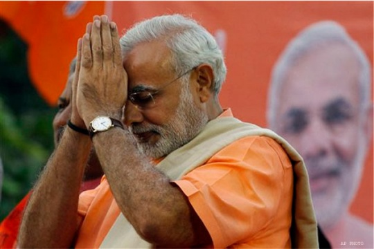 'India First' is My Definition of Secularism: Narendra Modi