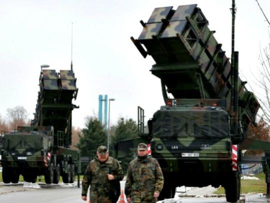 Patriot Missiles
