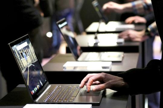 Indian PC Market Grew in 2012: IDC