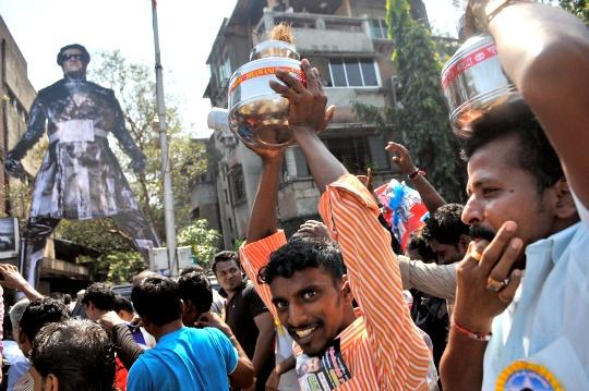 Fans to Celebrate 'Rajinikanth Day' on Holi
