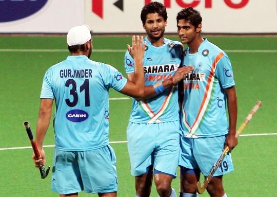 India beat Pakistan 3-1 in Azlan Shah Cup