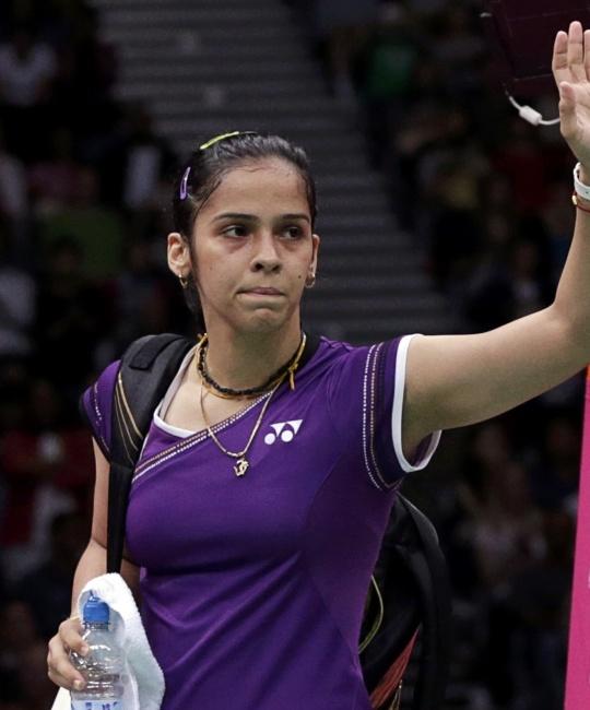 Saina Reaches All England Semis, Kashyap Out