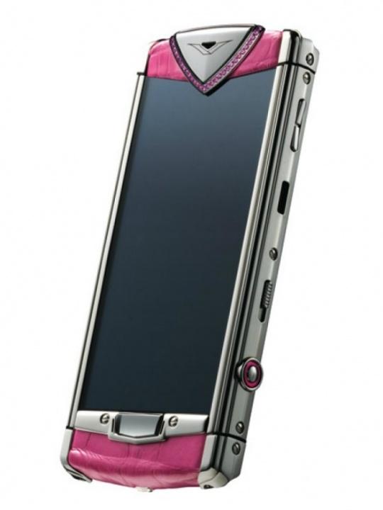 raspberry candy phone