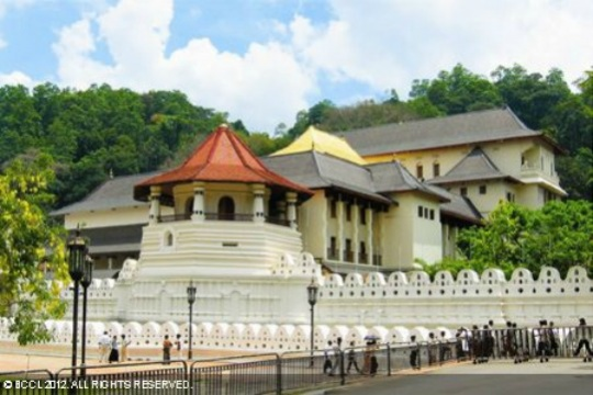 Sri Lanka is Lush and Historic