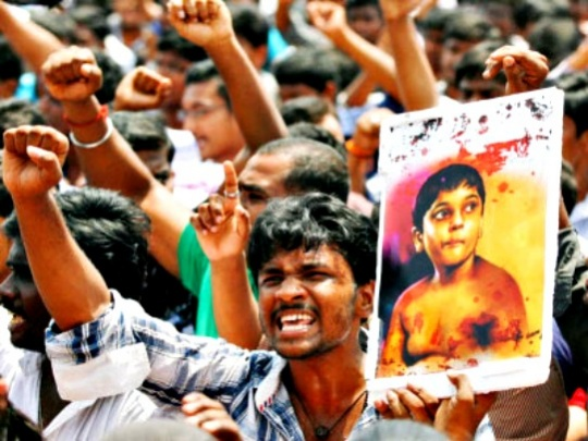 Sri Lanka, War Crimes Resolution