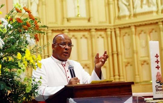 Cardinal Wilfrid Fox Napier