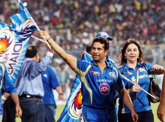 This is my last IPL: Sachin Tendulkar