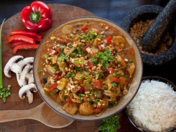 Healthy Meal Substitute Recipe: Healthy Paprika Mushrooms