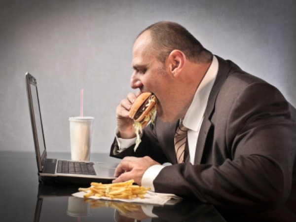Office Health: Is Your Office Making You Fat?