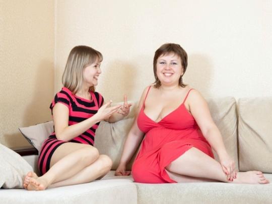 Fat talk