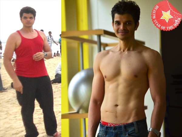 Health Star Of The Week : Nimish Rao Junks Alcohol For Weight Loss