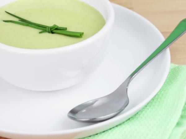 Healthy Snack  Recipe: Pea Soup