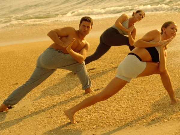 Yoga Postures For Mobility And Flexibility