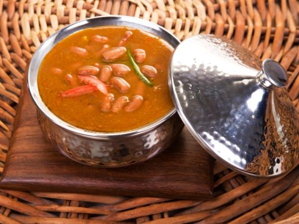 Healthy Vegetarian Recipe: Rajma or Indian Spiced Vegetarian Chilli