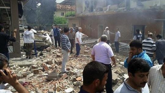 Turkey Car Bomb Attack