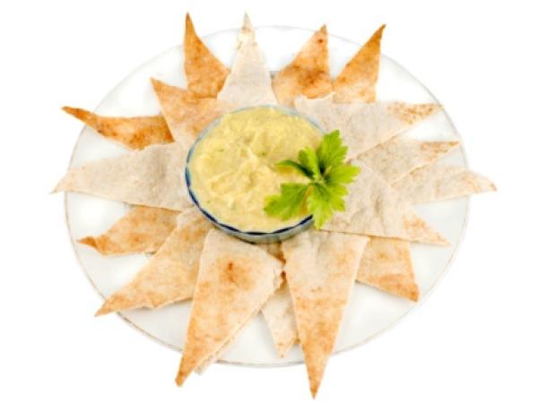Healthy Dips: Protein Rich Healthy Hummus Dip