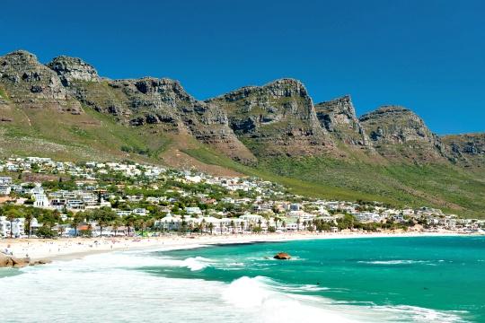 Cape Town's Gorgeous White Sands
