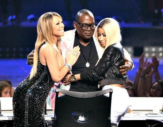 Mariah Carey, Nicky Minaj