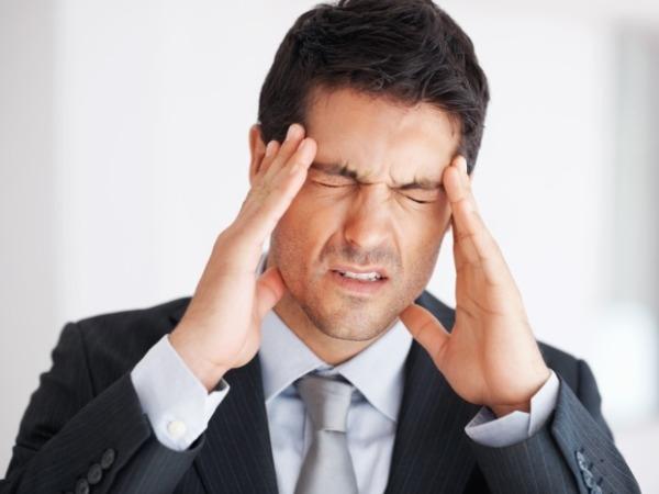 Headache Cure: Yoga For Migraine