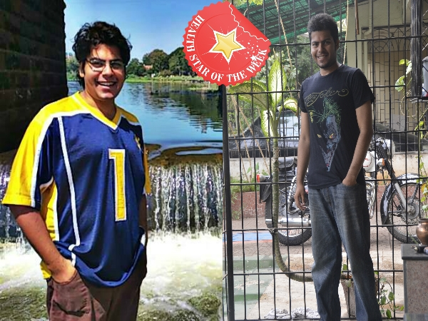 Health Star Of The Week:  Ganesh Iyer Juggles Cycling And CrossFit To Attain Weight Loss