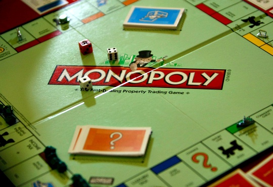 Monopoly Helps You Make Money in Life