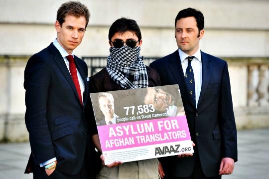 Afghan Interpreters to Get British Visas