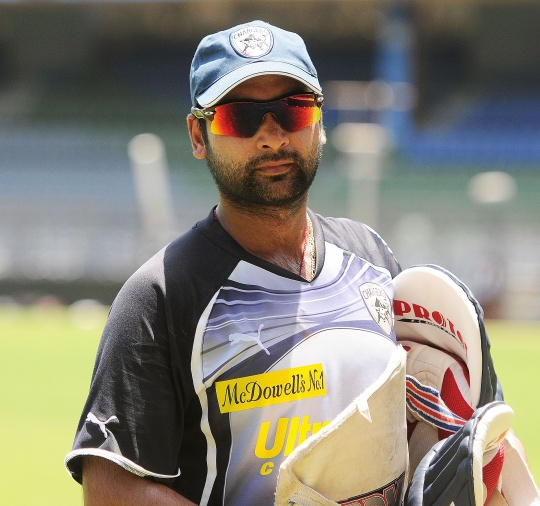 Amit Mishra in Contention For CT Berth