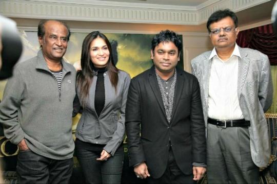 A R Rahman Praises 'Kochadaiyaan'