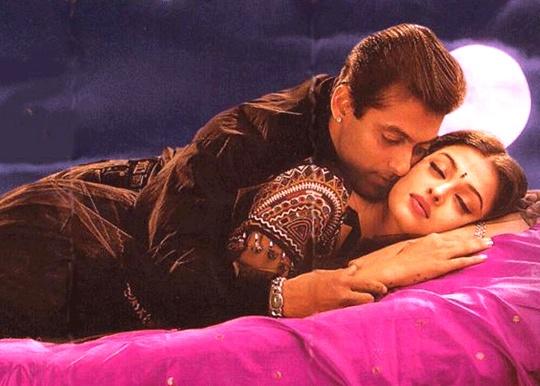 Salman Khan, Aishwarya Rai in Hum Dil De Chuke Sanam