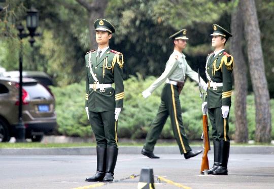 China Defend Its Secret Police System