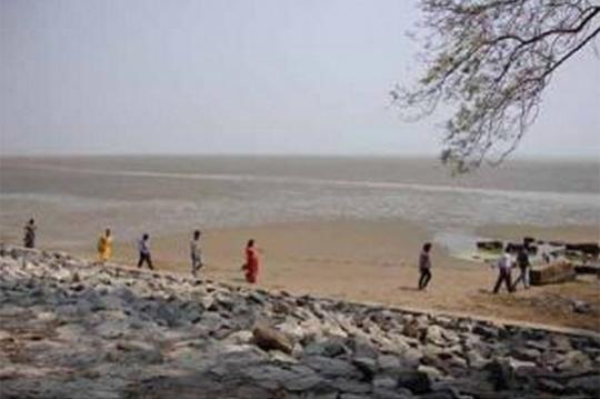 Chandipur Beach, Where the Sea Disappears