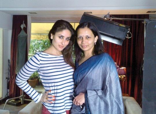 Kareena Kapoor With Rujuta Diwekar, Her Dietician